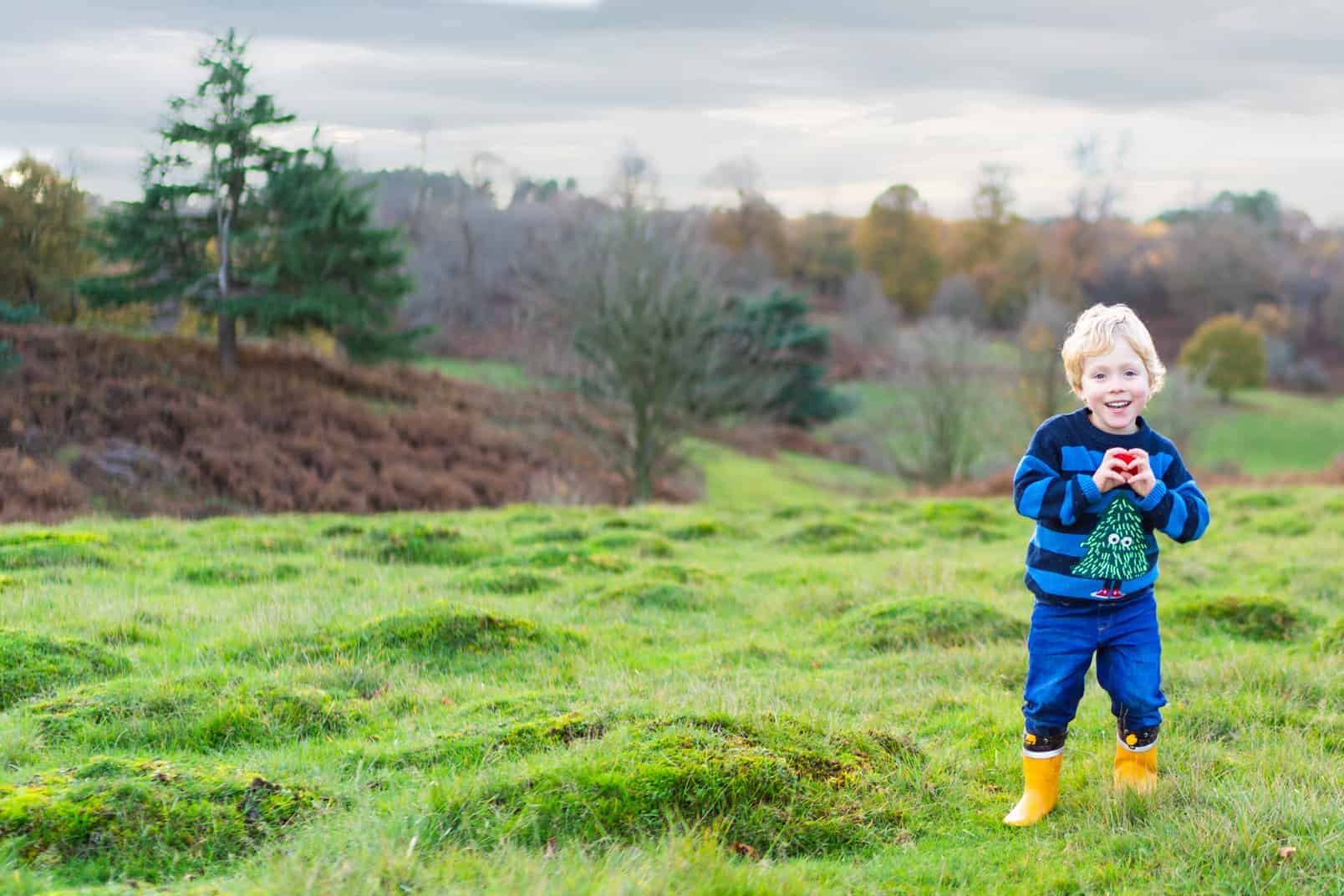 Bromley Family Photographer capturing natural portraits