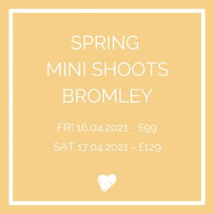 Spring mini shoots in Bromley this Easter